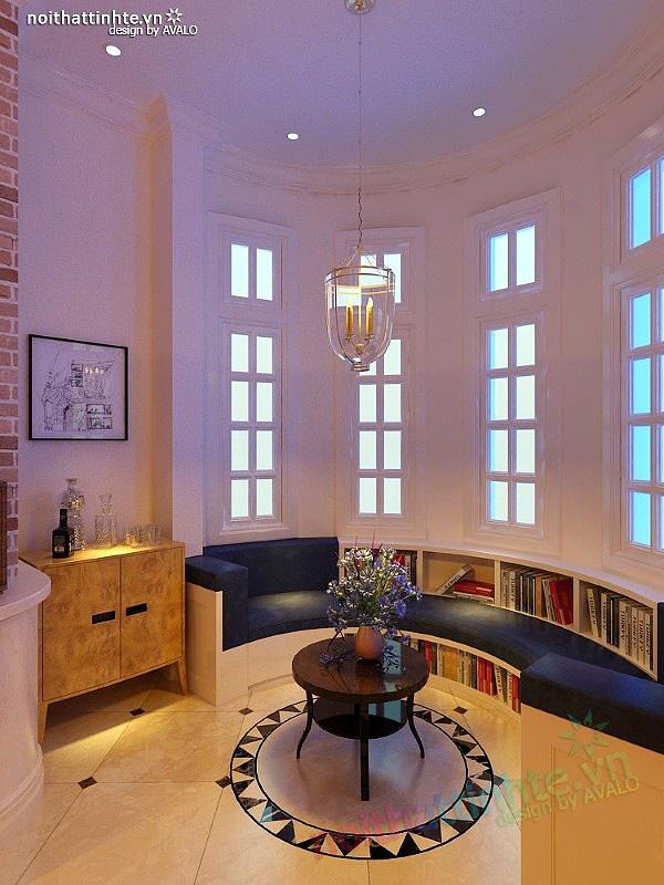 Thiết kế nội thất phong cách Địa Trung Hải 13