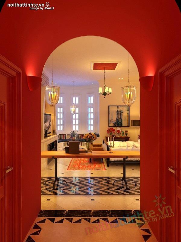 Thiết kế nội thất phong cách Địa Trung Hải 15