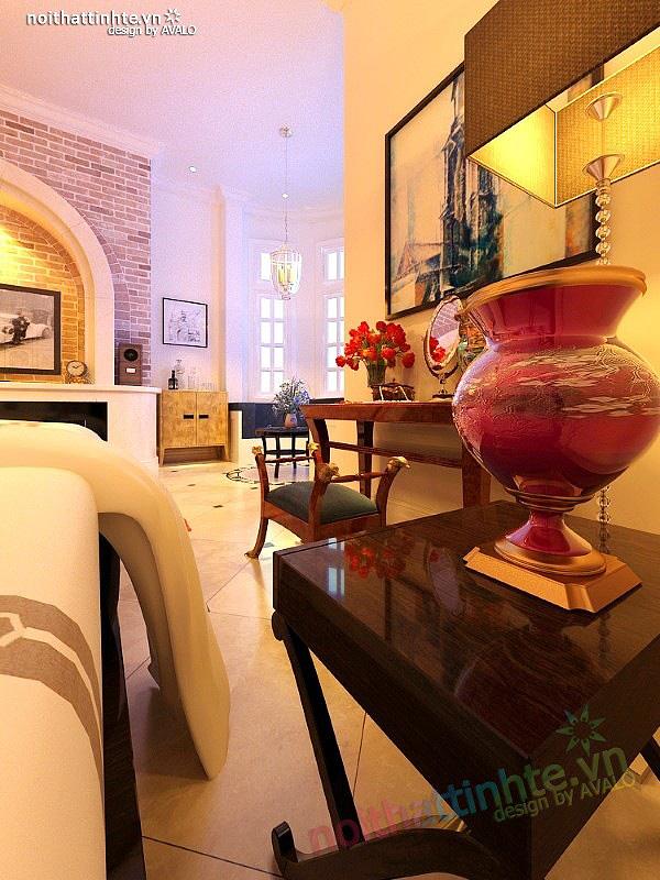 Thiết kế nội thất phong cách Địa Trung Hải 16