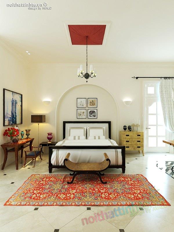 Thiết kế nội thất phong cách Địa Trung Hải 02