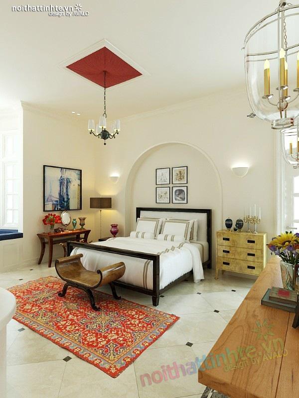 Thiết kế nội thất phong cách Địa Trung Hải 03