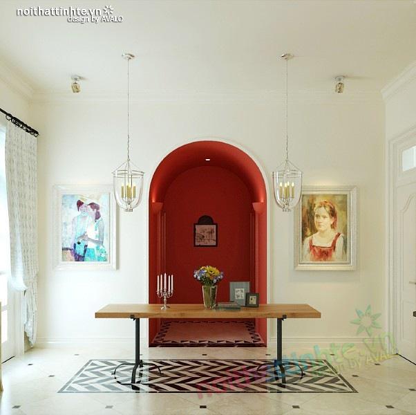 Thiết kế nội thất phong cách Địa Trung Hải 08