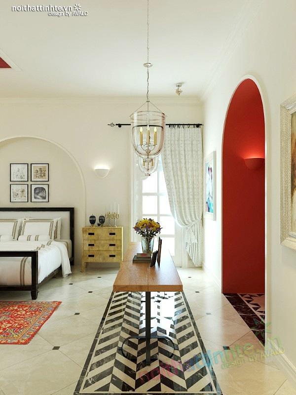 Thiết kế nội thất phong cách Địa Trung Hải 09