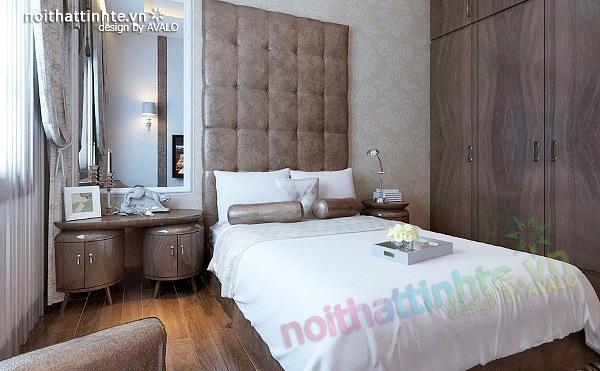 Thiết kế nội thất biệt thự phong cách đương đại 13
