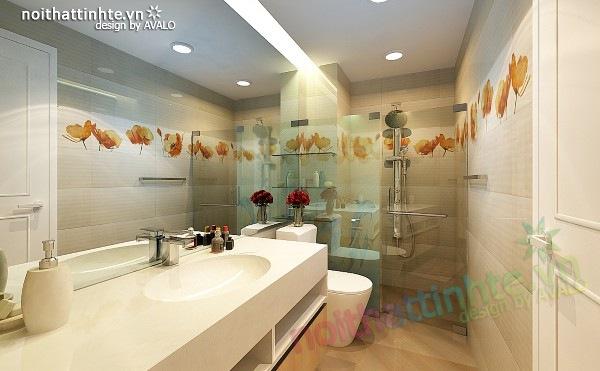 Thiết kế nội thất chung cư 60m2 11