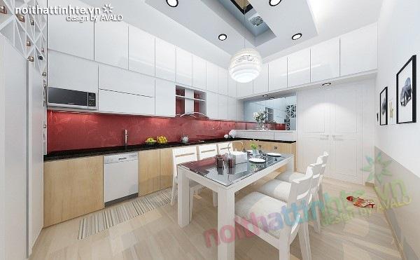 Thiết kế nội thất chung cư 60m2 02
