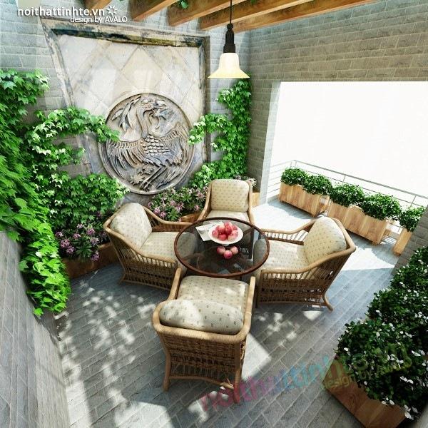Thiết kế nhà Ống 4 tầng mặt tiền 4,5m (anh Môn)