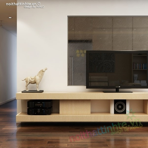 Thiết kế nội thất chung cư  liên thông hiện đại 06