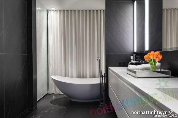 Thiết kế mẫu nhà đẹp 2 tầng ở Montreal Canada 09