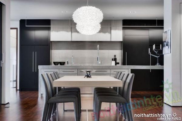Thiết kế mẫu nhà đẹp 2 tầng ở Montreal Canada 03
