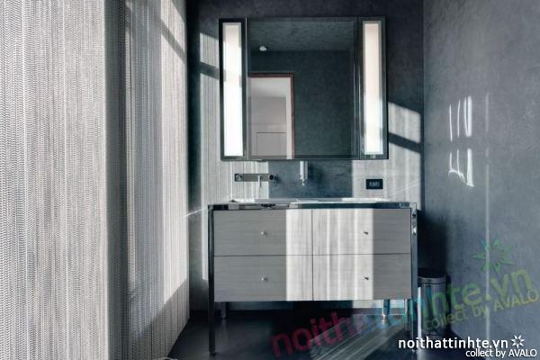 Thiết kế mẫu nhà đẹp 2 tầng ở Montreal Canada 05