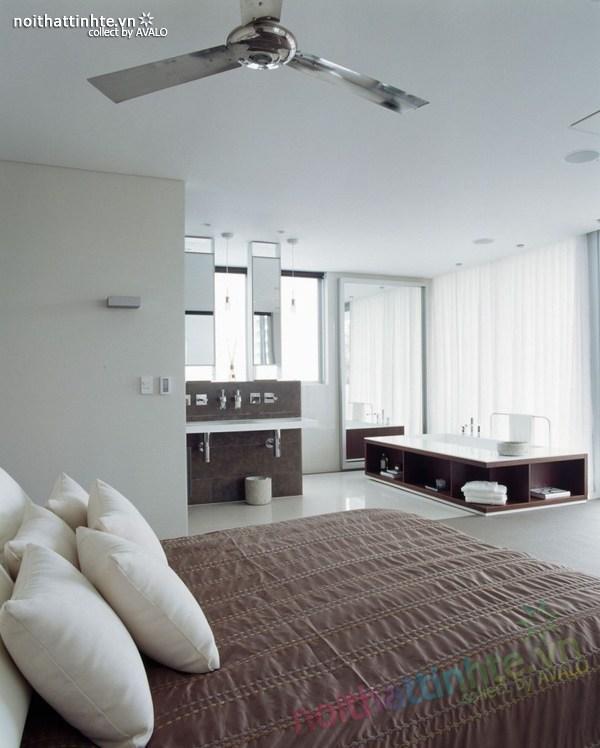 Thiết kế nhà đẹp 2 tầng nội thất sang trọng ở Sydney 08